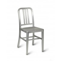 Turin Aluminium Side Chair